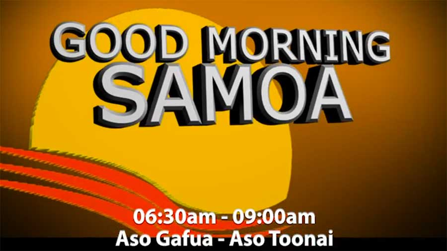 Good Morning Samoa