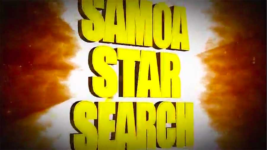 Samoa Star Search